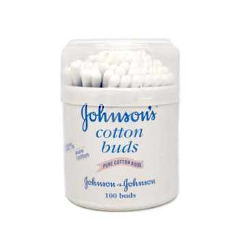 Johnson's Cotton Buds x100/ Bastoncillos de Algodón