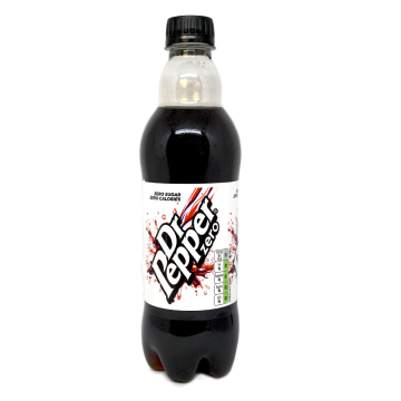 Dr Pepper Zero 50cl