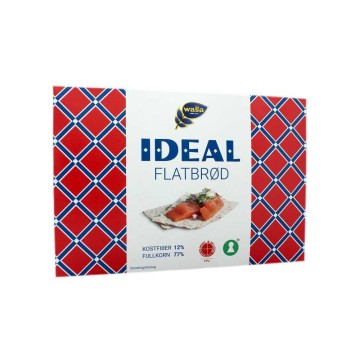 Wasa Ideal Flatbrød x30 300g/ Norwegian Bread