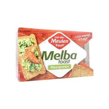 Van der Meulen Melba Toast Meergranen 120g/ Tostadas Multicereales