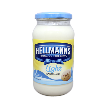 Hellmann's Light Mayonnaise 400g/ Mayonesa Light