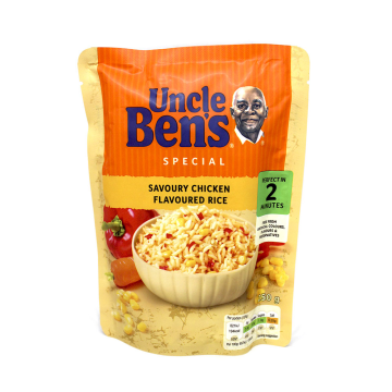 Uncle Ben's Express Chicken Flavoured Rice 250g