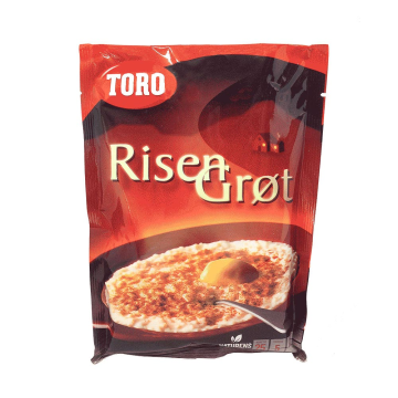 Toro Risengrøt 258g/ Rice Pudding