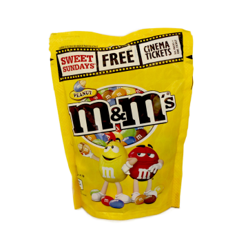 M&M's Peanut Bag 150g/ M&M'S Bolsa