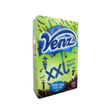 Venz XXL Ha­gel Melk 380g/ Milk Chocolate Sprinkles