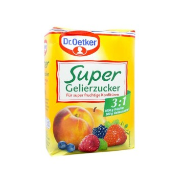 Dr.Oetker Super Gelierzucker 3:1 500g/ Jam Sugar