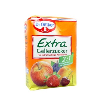 Dr.Oetker Extra Gelierzucker 2:1 500g/ Jam Sugar