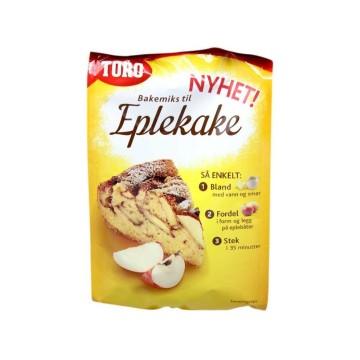 Toro Eplekake Mix 384g/ Apple Cake Mix