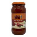 Uncle Ben'S Chilli con Carne Hot Sauce 500g/ Salsa para Chili con Carne