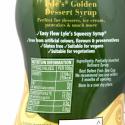 Lyle's Golden Syrup dessert 325g/ Miel de Caña