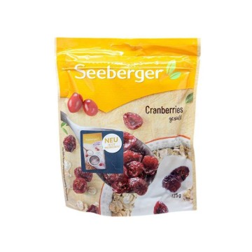 Seeberger Cranberries 125g/ Dried Cranberies