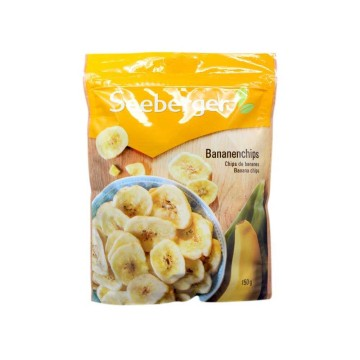 Seeberger Bananenchips 150g/ Dried Banana Chips