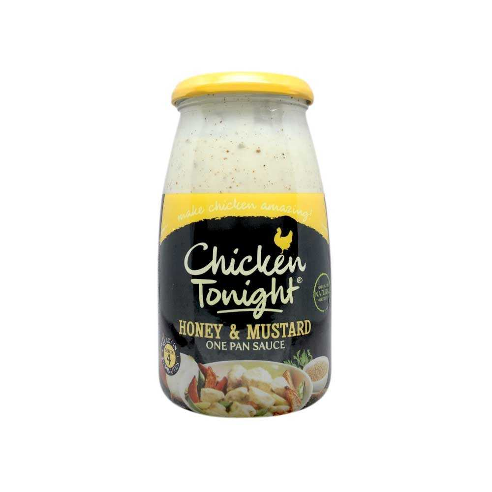 Chicken Tonight Honey Mustard Sauce 525g Supermercado Costablanca Sl