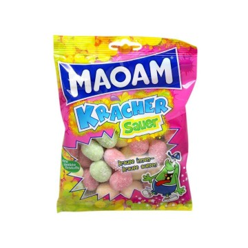 Haribo Maoam Kracher Sauer 175g/ Sour Candies