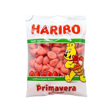 Haribo Primavera Erdbeeren 200g/ Strawberries