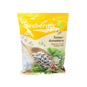 Seeberger Sonnenblumenkerne 200g/ Sunflower Seeds