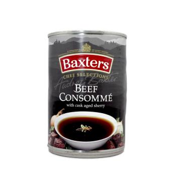 Baxters Beef Consommé Soup 400g