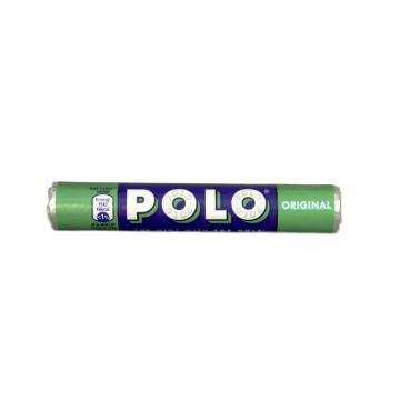 Polo Mints 34g/ Caramelos de Menta