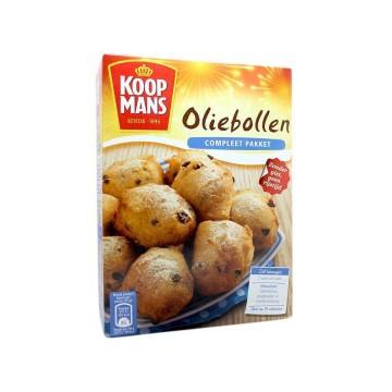 Koopmans Oliebollen Compleet Pakket 465g/ Preparado para Buñuelos