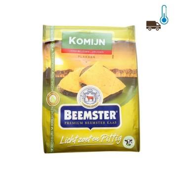 Beemster Komijn Plakken 125g/ Queso en Lonchas con Comino