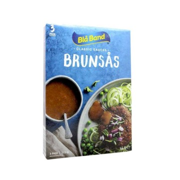 Blå Band Brunsås Klassisk x3/ Brown Sauce