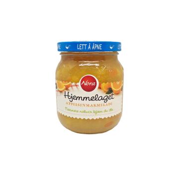 Nora Appelsinmarmelade 400g/ Orange Jam