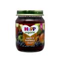 Hipp Organic Apple & Blueberry 4+ 125g/ Potito Postre de Manzana y Arándanos