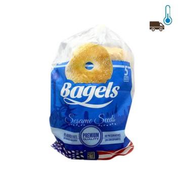Fricodan Sesame Bagels x5 425g