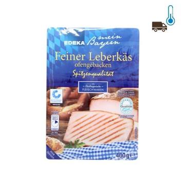 Edeka Feine Leberkäs 400g/ Paté al Horno