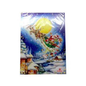 Windel Advenstkalender 75g/ Advent Calendar