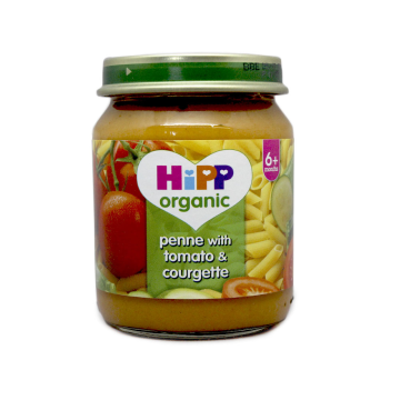 Hipp Penne Tomato & Courgette 6+ 125g