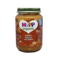 Hipp Pasta Italienme with Ham 7+ 190g/ Potito de Pasta con Jamón