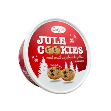Berthas Jule Cookies 280g/ Christmas Chocolate Chip Cookies