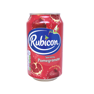Rubicon Sparkling Pomegranate Drink 0,33L