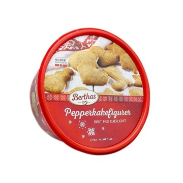Berthas Pepperkakefigurer 400g/ Spiced Cookies