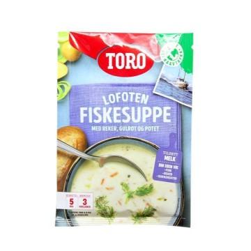 Toro Lofoten Fisksuppe 69g/ Sopa de Pescado
