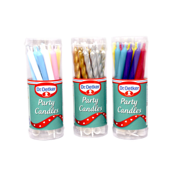 Dr.Oetker Party Candles