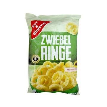 Gut&Günstig Zwiebel Ringe 100g/ Aros de Cebolla