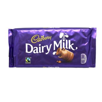 Cadbury Dairy Milk 200g/ Chocolate con Leche