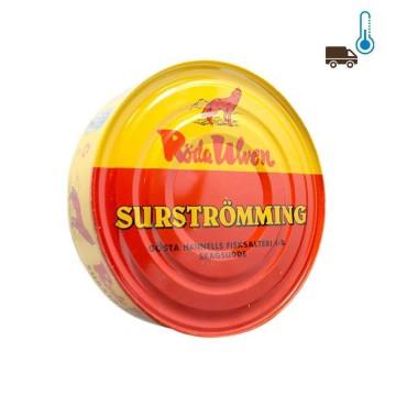 Röda Ulven Surströmming 300g/ Fermented Herrings