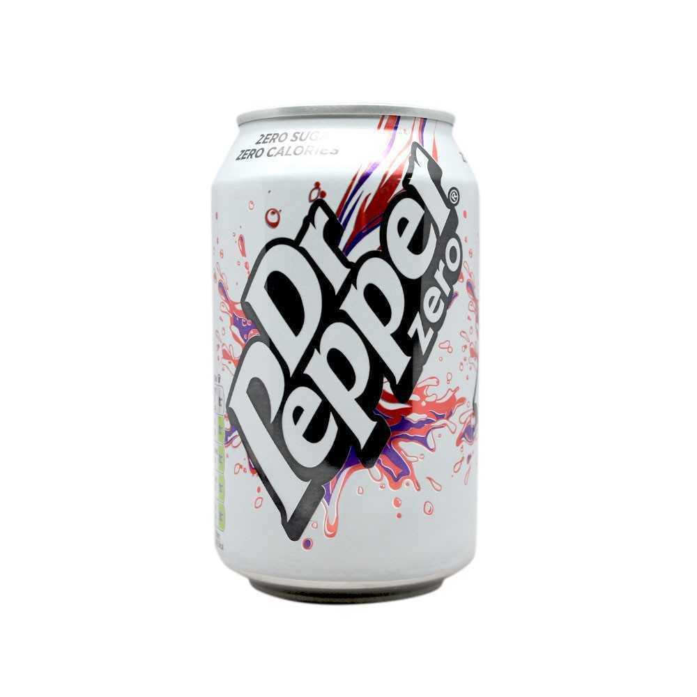dr pepper energy sverige