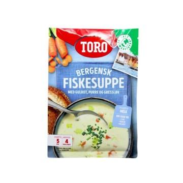 Toro Bergensk Fiskesuppe / Sopa de Pescado Bergen 81g