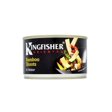 Kingfisher Sliced Bamboo Shoots 225g/ Brotes de Bambú