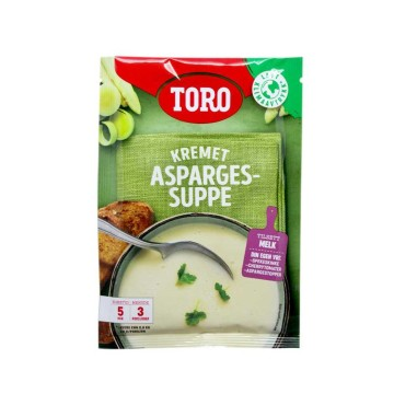 Toro Kremet Aspargessuppe 54g/ Asparagus Soup