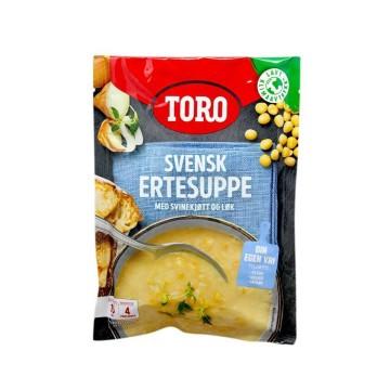 Toro Svensk Ertesuppe / Sopa de Guisantes con Cerdo y Cebolla 158g