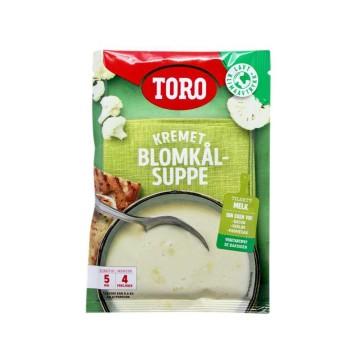 Toro Kremet Blomkålsuppe 65g/ Sopa de Coliflor