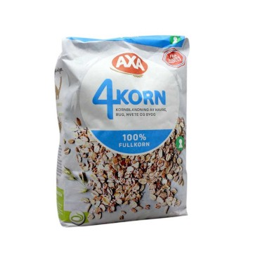Axa 4-Korn 750g/ Four Cereals Mix