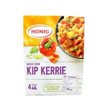 Honig Basis voor Kip Kerrie 59g/ Basis for Chicken Curry