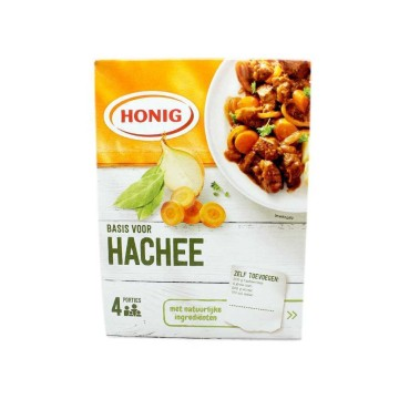 Honig Mix Voor Hachee 66g/ Hash Powder