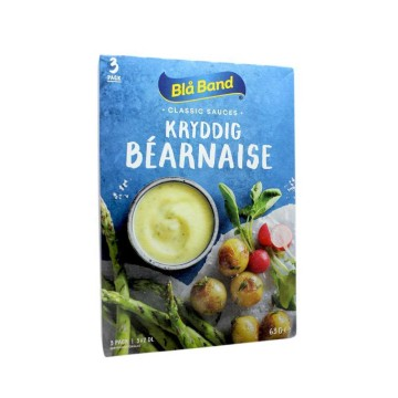 Blå Band Kryddig Béarnaisesås x3/ Salsa Bearnesa